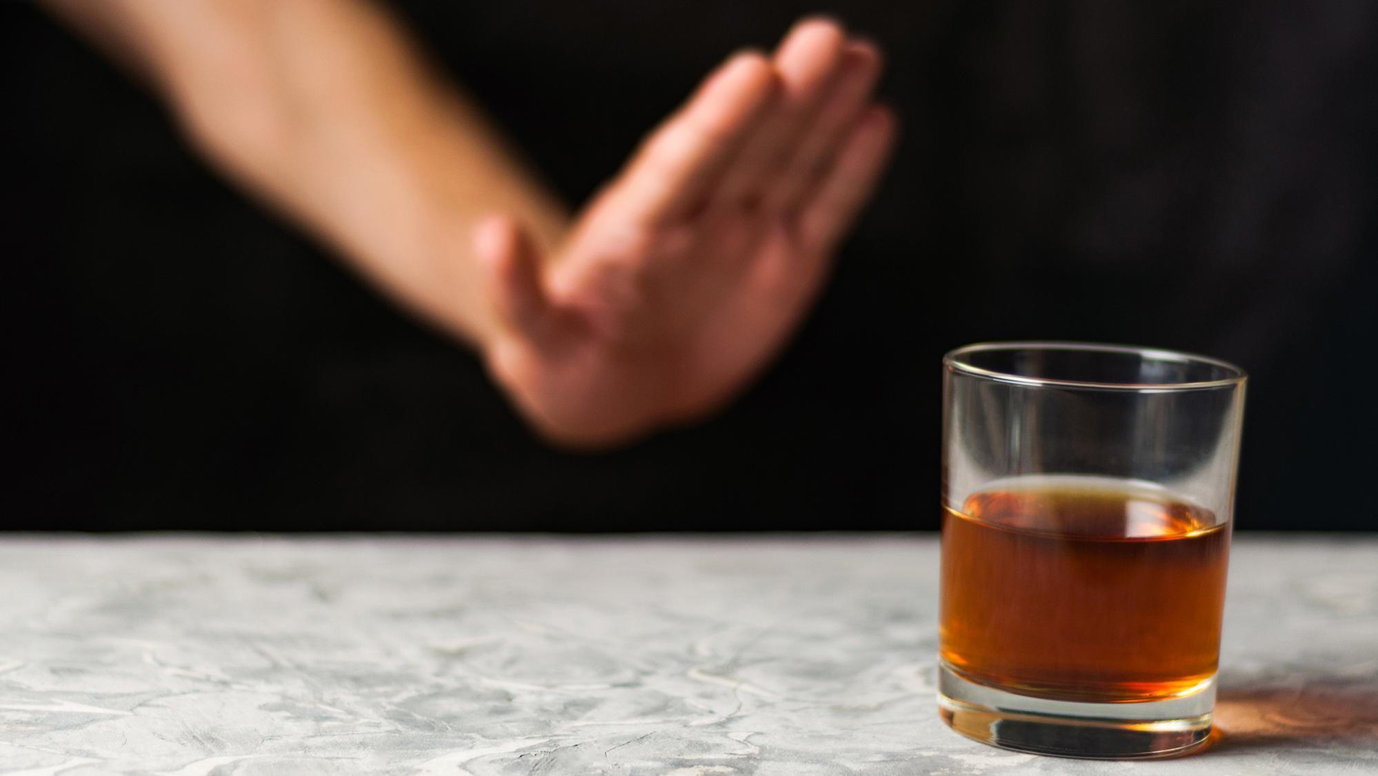 La vie après l'alcool
