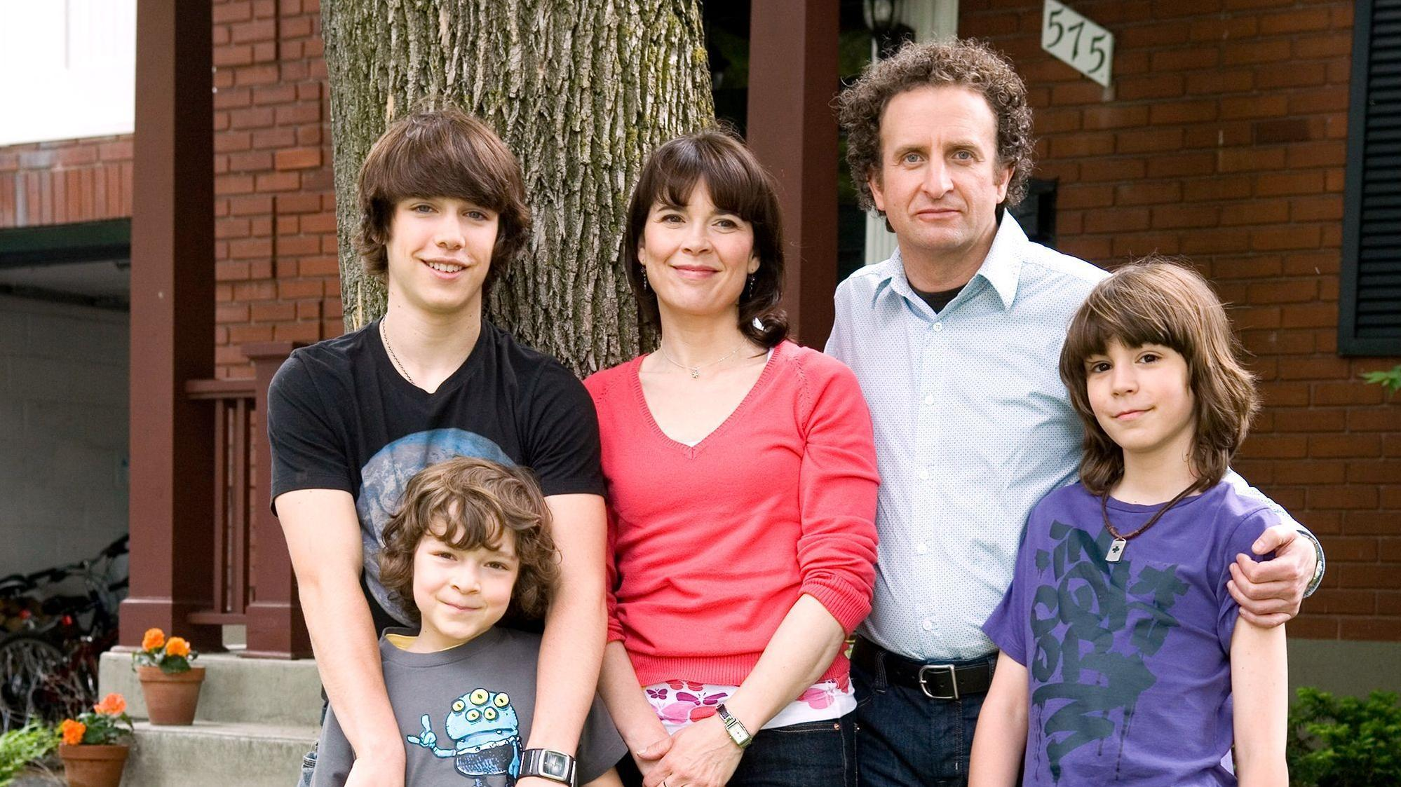 La famille Parent